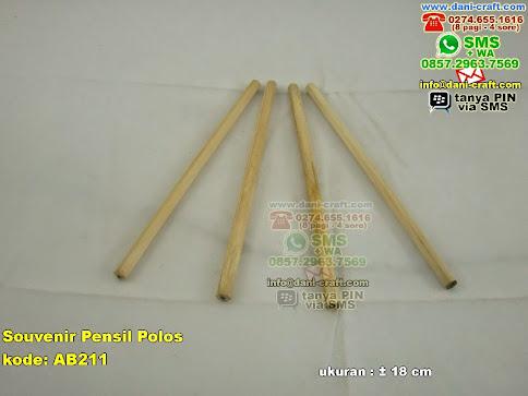 Souvenir Pensil Polos