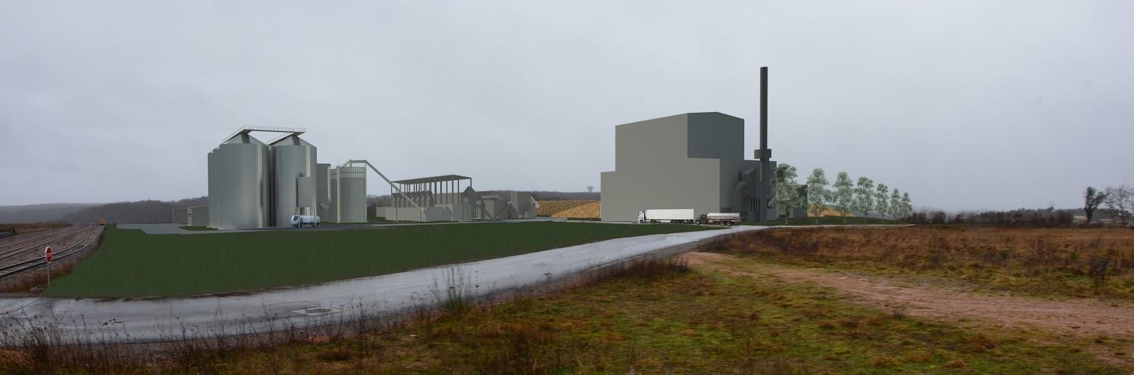 Chm architectes industrie br nil pellets et br nil for Piscine yssingeaux