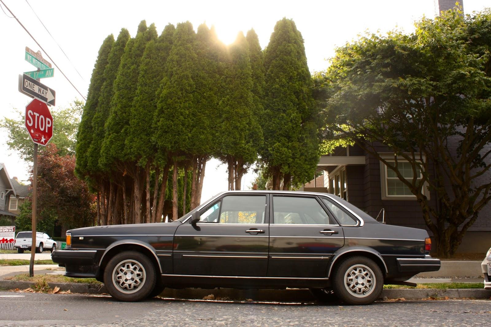 1982 Audi 4000