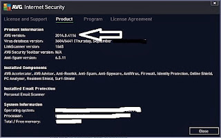 AVG Internet Security 2014 1 Year License Key