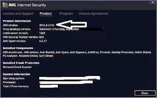 AVG Internet Security 2014 1 Year License Key