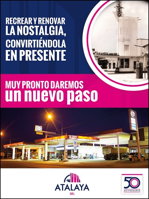ESPACIO PUBLICITARIO: ATALAYA S.R.L.