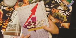 Anuncie na Revista Geração Sustentável
