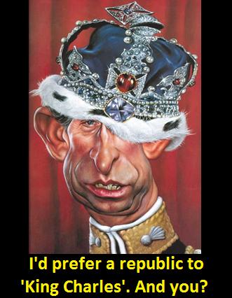 'King Charles'