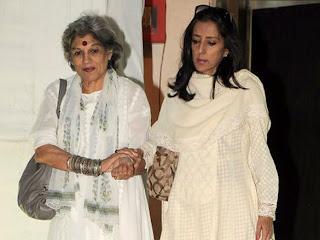 celebrities at Joy Mukherjee prayer meeting gallery