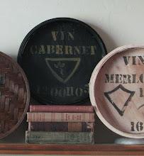 Wine Barrel Plaques