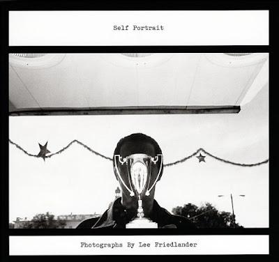 Lee Friedlander, el autoretrato en fotografía