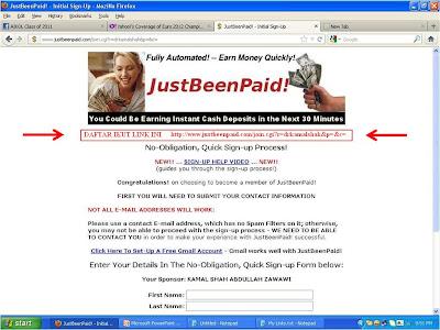 JBP daftar online