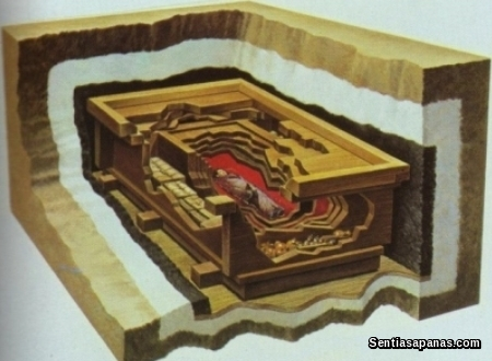Lady Dai - 12 Metre Tomb