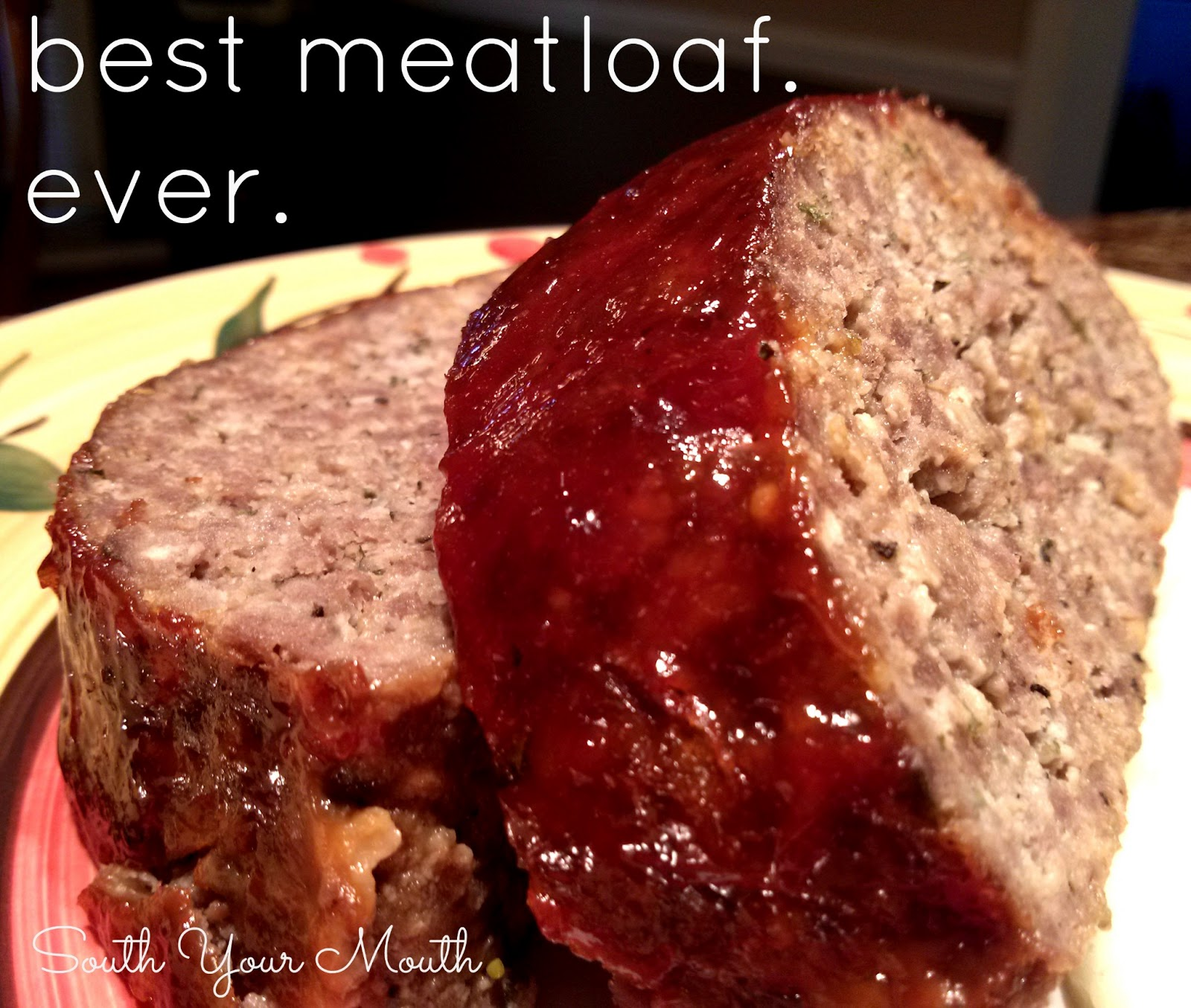 Best Meatloaf. Ever.
