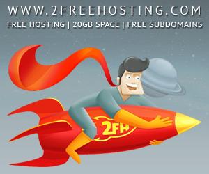 2FreeHosting, web hosting gratuito.
