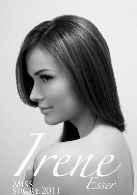 IreneEsser,miss venezuela 2011 Irene Esser,miss universe 2012
