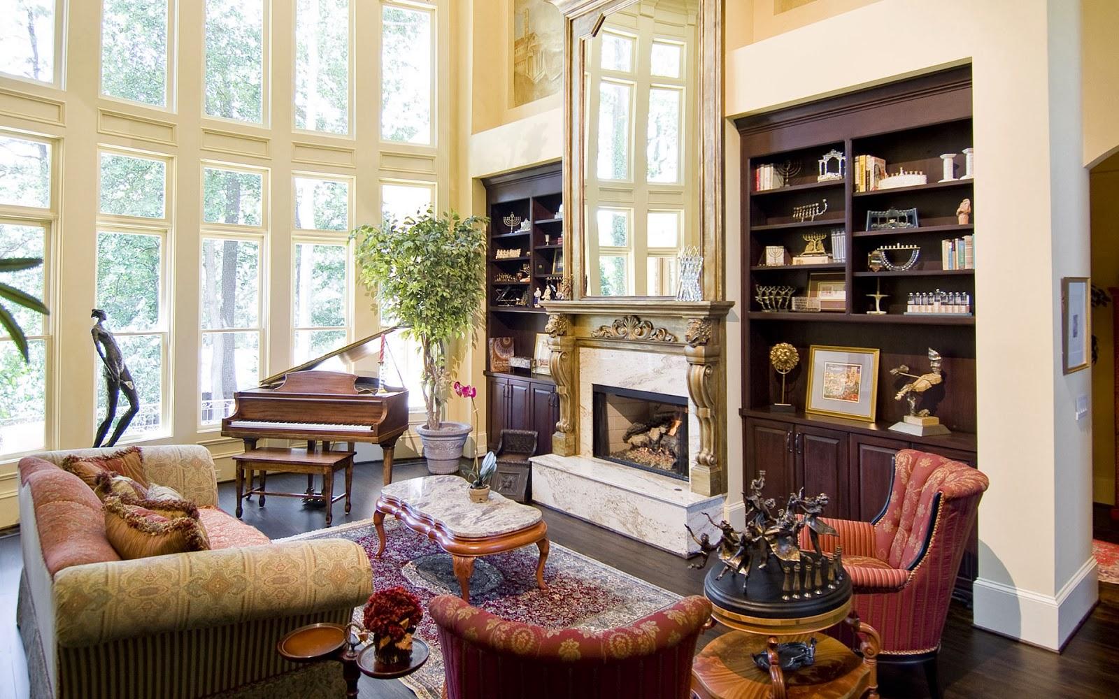 Gambar Design Interior Rumah Minimalis 1