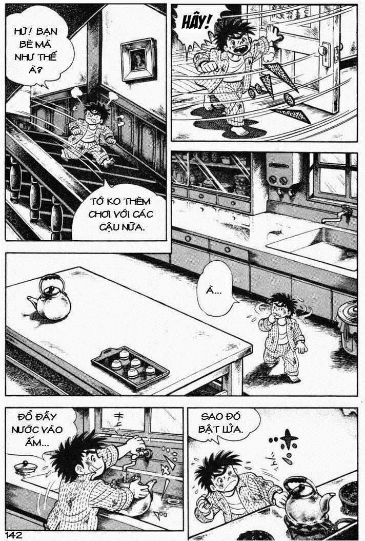 Siêu quậy Teppi chap 96 - Trang 7