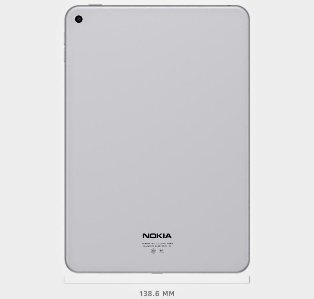 NOKIA sorprende con su nueva Tablet N1
