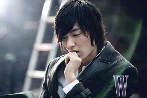 Attention LEE MIN HO new drama