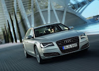 2012 Audi A8 L Quattro HD Wallpaper