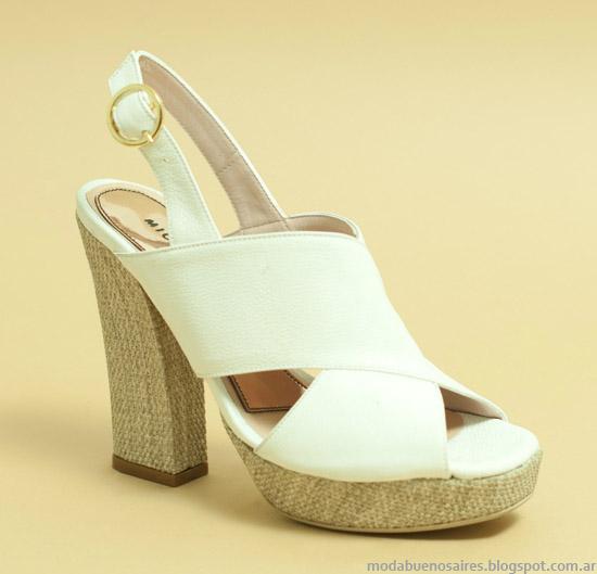 Zapatos moda primavera verano 2014 Micheluzzi