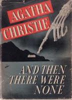 Agatha Christie, Hercule Poirot, Miss Marple, Tíz kicsi néger, irodalom, krimi, felmérés, évforduló, And Then There Were None,