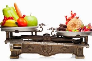 La alimentación equilibrada