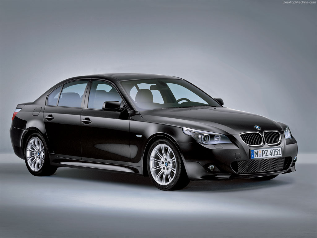 New Car Information Bmw 520