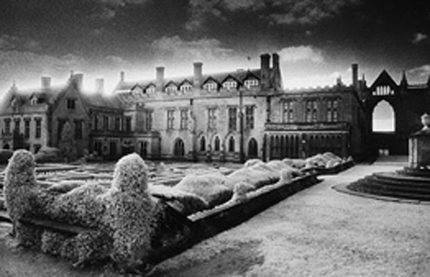 Seeks Ghosts The Ghosts And Legends Of Newstead Abbey