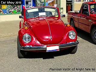 Car show part 2; Night Sea 90.