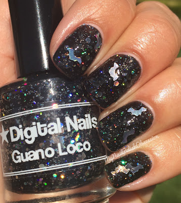 Digital Nails Guano Loco