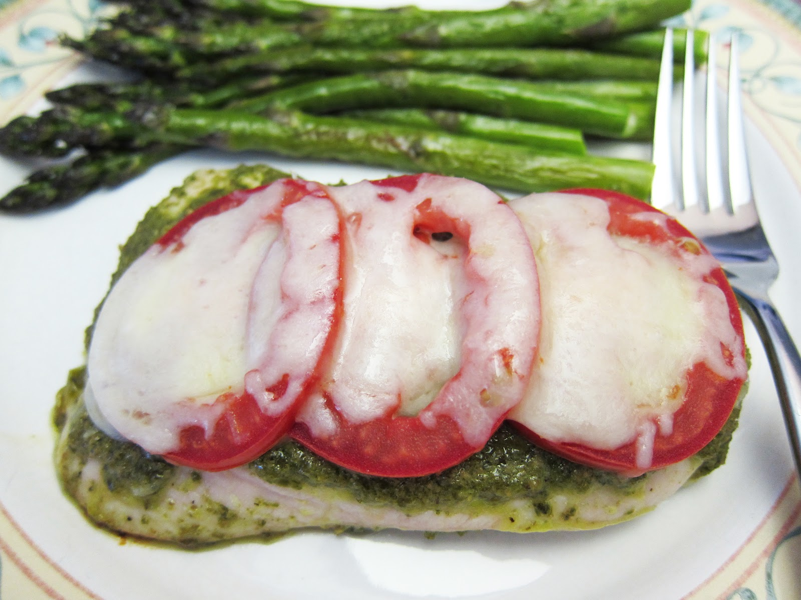 Bloatal Recall: Easy Pesto Chicken