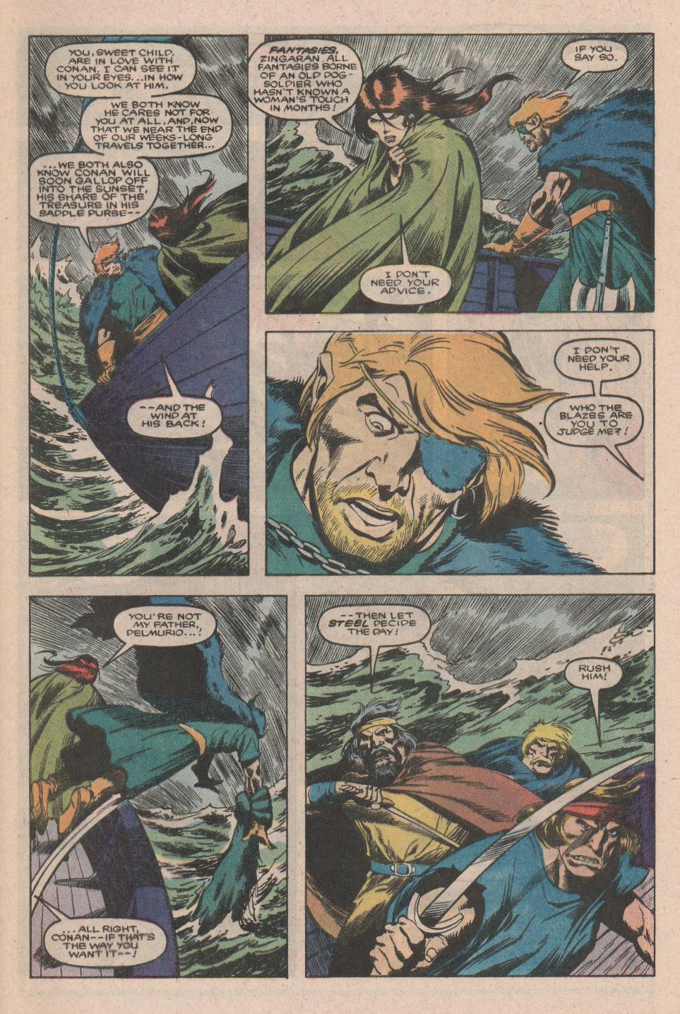 Conan the Barbarian (1970) Issue #177 #189 - English 4