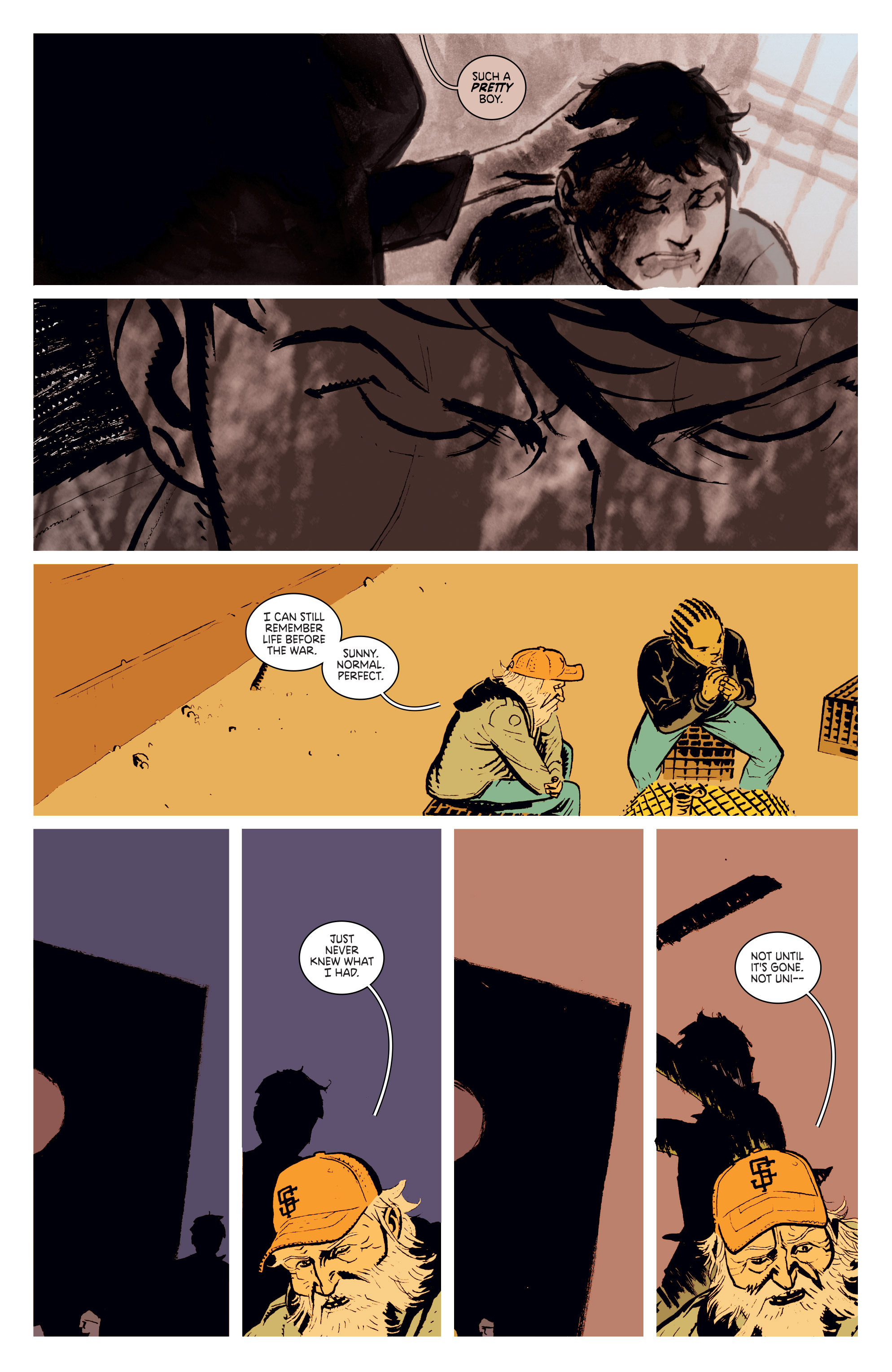 Read online Deadly Class comic -  Issue #3 - 21