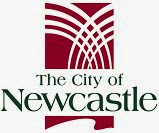 The city off Newcastle