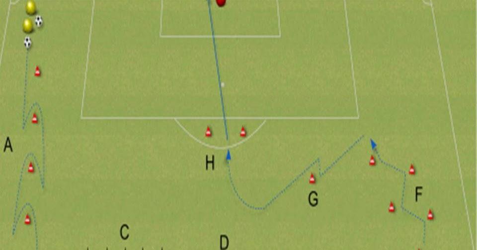 Circuito Tecnico Futbol : Almogia el de chico circuito físico técnico con