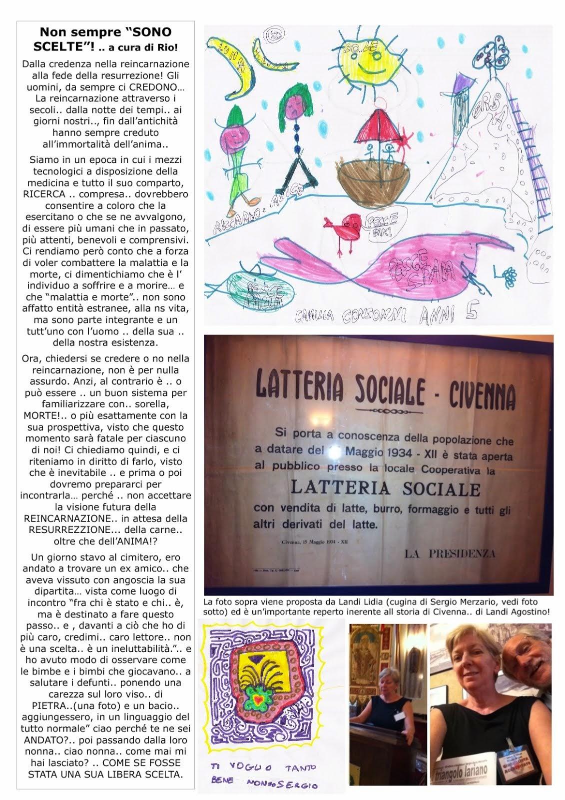 CONCORSO DI DISEGNO E POESIA 31 OTT 2014