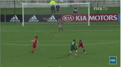 Video; Flying Eagles Demolish North Korea With A Shocking 4-0 Win...Watch Match Highlight Here
