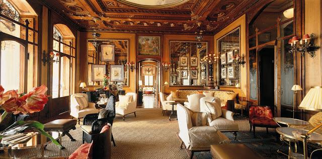 Decor Inspiration Lake Garda Luxury Hotel Places: The Grand Hotel Villa Feltrinelli, Italy