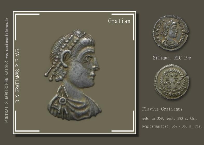Rmische Kaiserportraits Auf Mnzen Informationen