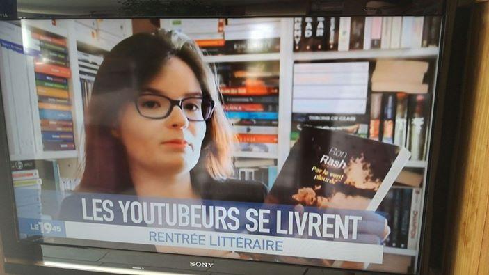 Léa Touch Book sur M6 !