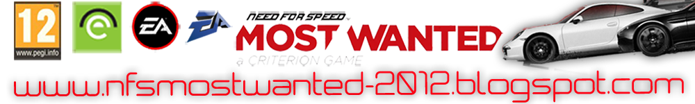 Need for Speed Most Wanted a Criterion Game 2012