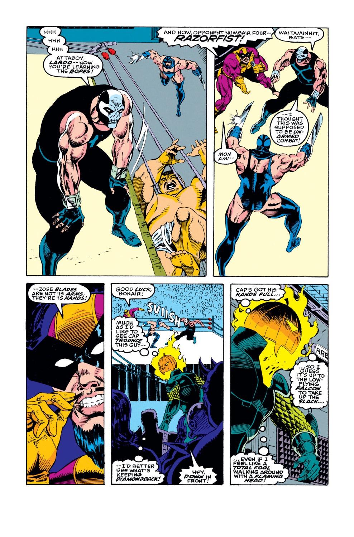 Captain America (1968) Issue #412 #361 - English 8