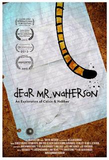 Ver online: Dear Mr. Watterson (2013)