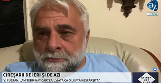 A7 TV: CIREȘARII DE IERI ȘI DE AZI 🔴 Invitat: Vladimir Pustan