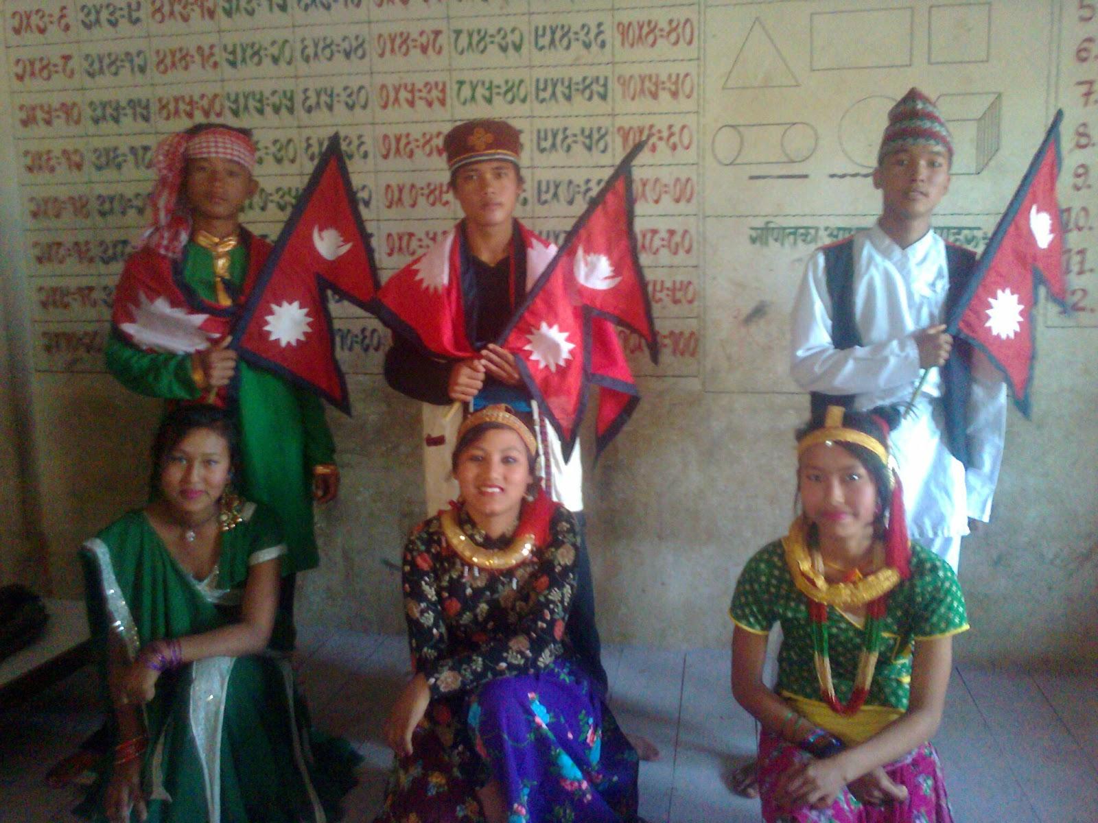 Nepali-Children