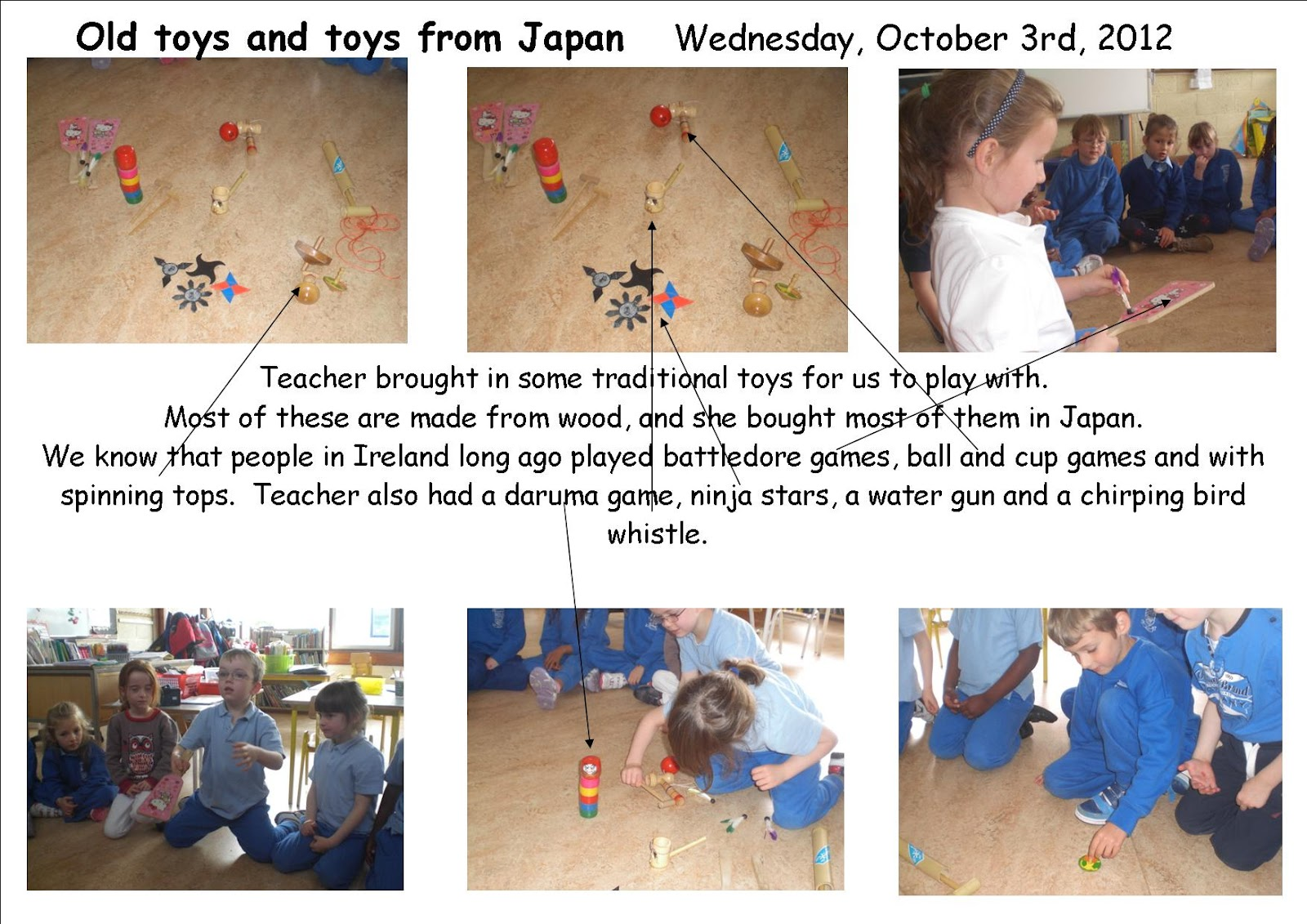Used Toys Website : History geography and sphe site old toys japanese
