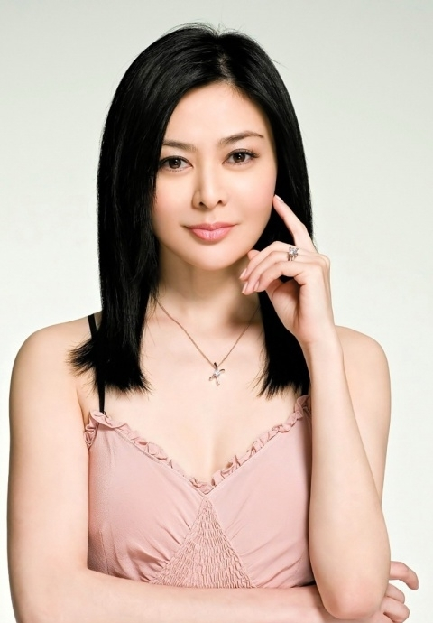 Beauty from the Past: Rosamund Kwan Chi-Lam (關之琳)  Rosamund Kwan Chi Lam