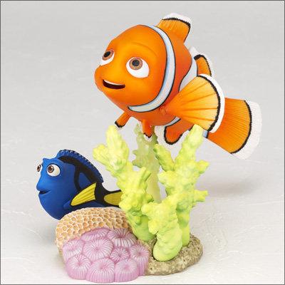 Pixar Figure Collection No.001 - Nemo and Dory