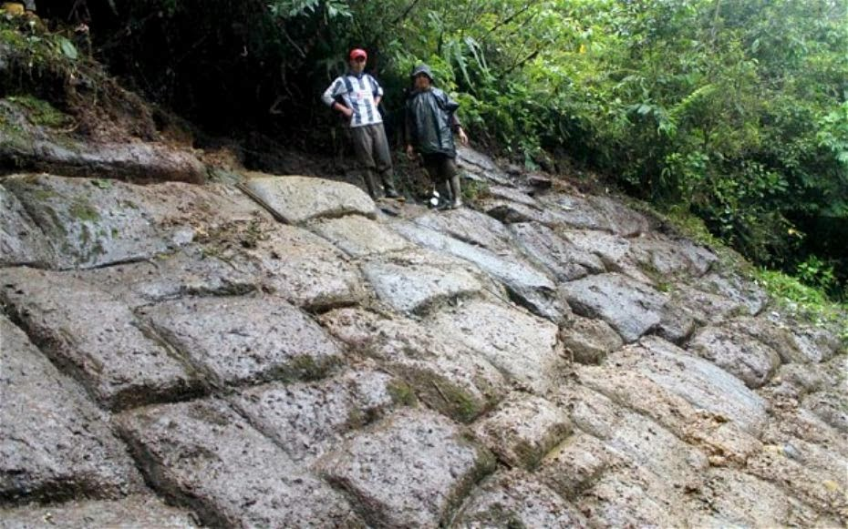 Ruins found in Ecuador may be tomb of last Incan emperor
