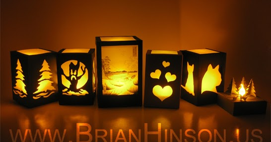 Brian a hinson how to make paper lanterns for How to make paper lamp step by step
