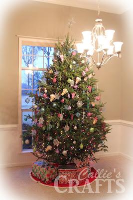 10 foot Christmas tree