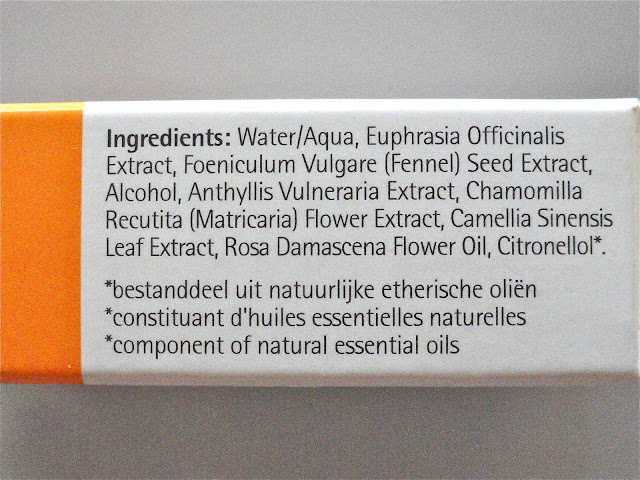 Dr Hauschka Eye Solace Soothing Compress